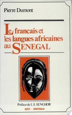 Affiche Le français et les langues africaines au Sénégal