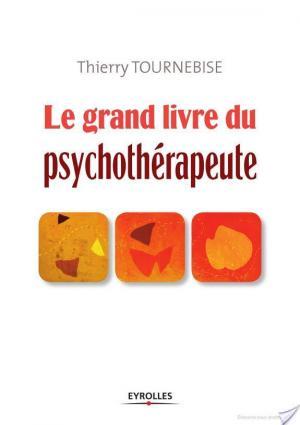 Affiche Le grand livre du psychothérapeute