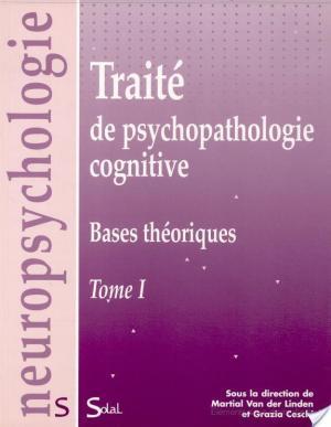 Affiche Traité de psychopathologie cognitive