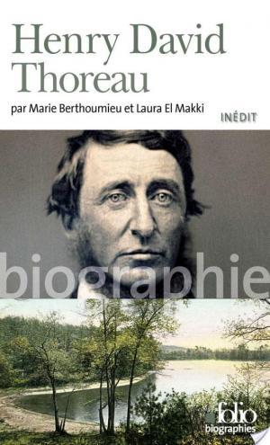 Affiche Henry David Thoreau