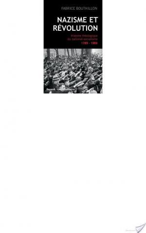 Affiche Nazisme et révolution