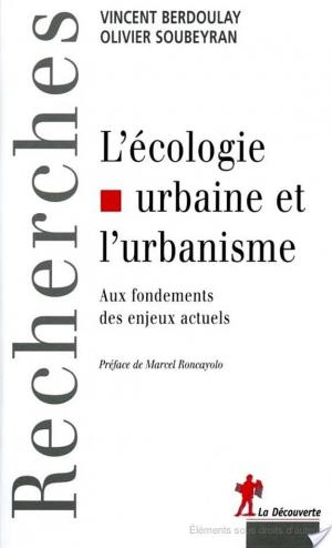 Affiche L'écologie urbaine et l'urbanisme