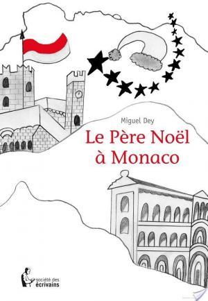 Affiche Le Père Noël à Monaco