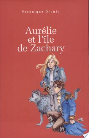Affiche Aurélie et l'île de Zachary