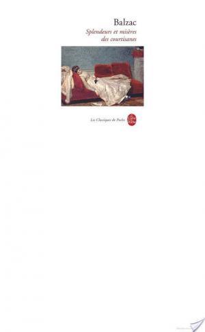 Affiche Splendeurs et misères des courtisanes