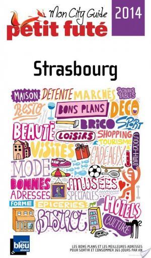Affiche Strasbourg 2014 Petit Futé (avec photos et avis des lecteurs)