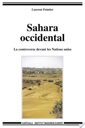 Boite de  Sahara occidental