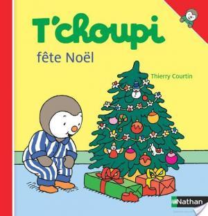 Affiche T'choupi fête Noël