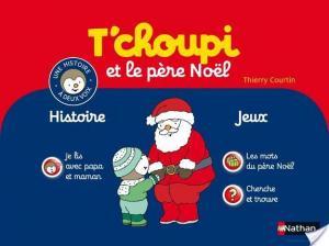 Affiche T'choupi et le père Noël