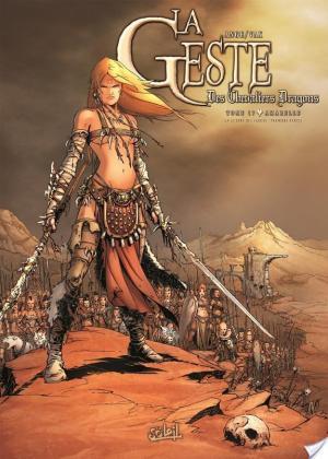 Affiche La Geste des Chevaliers Dragons T17