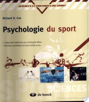 Affiche Psychologie du sport