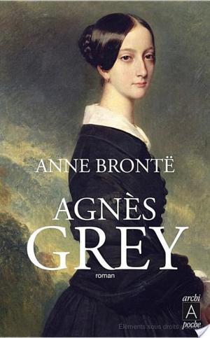 Affiche Agnès Grey