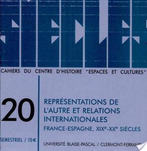 Affiche Représentations de l'autre et relations internationales