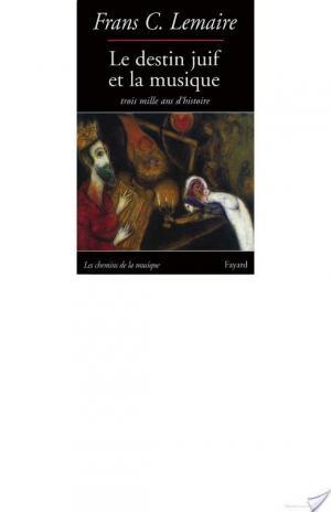 Affiche Le Destin juif et la musique