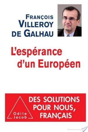 Affiche L' Espérance d'un Européen