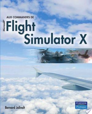 Affiche Aux commandes de Microsoft Flight Simulator X
