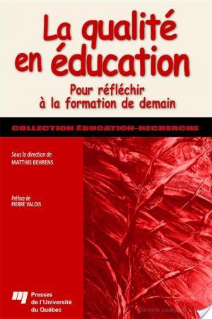 Affiche La qualité en éducation