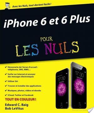 Affiche iPhone 6 et 6 Plus Pour les Nuls