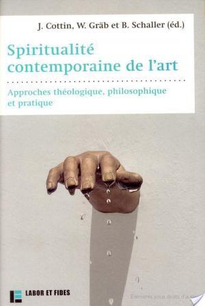 Affiche Spiritualité contemporaine de l'art