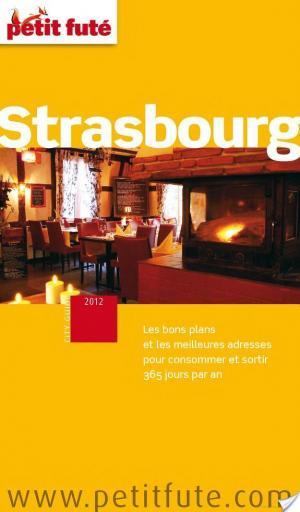 Affiche Strasbourg 2012