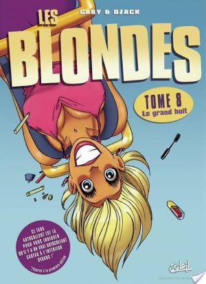 Affiche Les Blondes Tome 08