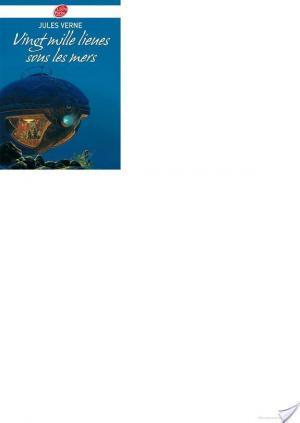 Affiche Vingt mille lieues sous les mers - Texte abrégé