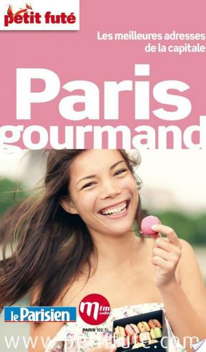 Affiche Paris gourmand 2012