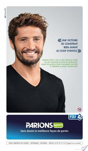 Affiche Guide de l'amateur de football 2012