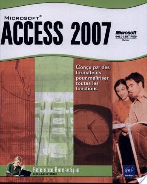 Affiche Microsoft® Access 2007