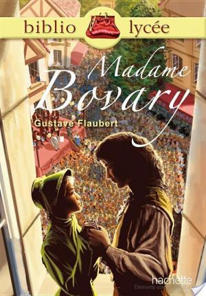 Affiche BIBLIOLYCEE - Madame Bovary