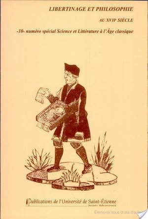 Affiche Science et littérature à l'Âge classique