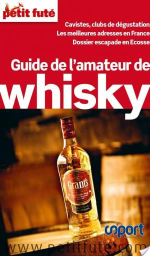 Affiche Guide de l'amateur de whisky