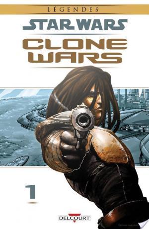 Affiche Star Wars - Clone Wars T01