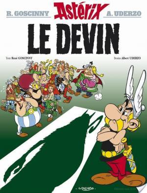 Affiche Astérix - Le Devin -