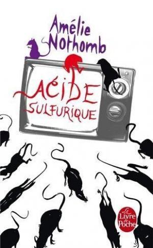 Affiche Acide sulfurique