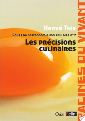 Affiche Cours de gastronomie moléculaire n°2