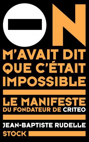 Affiche On m'avait dit que c'était impossible