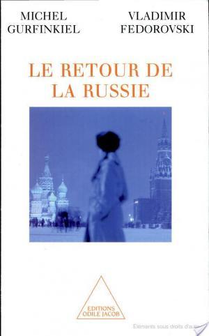 Affiche Le retour de la Russie