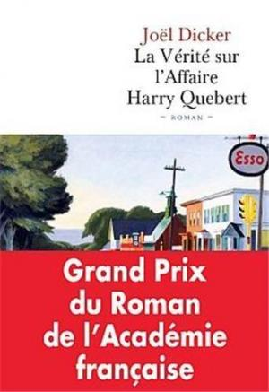 Affiche La vérité sur l'affaire Harry Quebert
