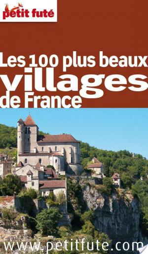 Affiche Les 100 plus beaux villages de France 2011 - 2012