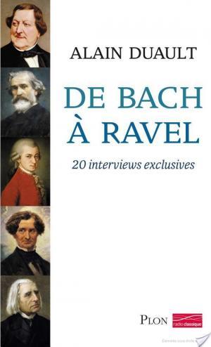 Affiche De Bach à Ravel