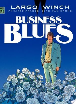 Affiche Largo Winch - Tome 4 - Business Blues