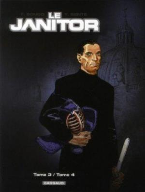 affiche Janitor Coffret Janitor T3 & 4