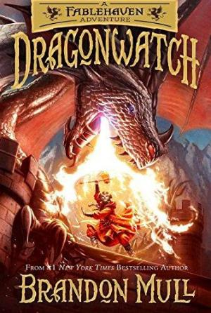 affiche Dragonwatch: A Fablehaven Adventure