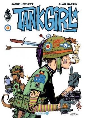 affiche Tank Girl, Tome 1 :