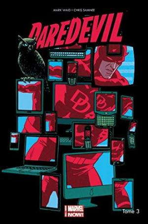 affiche DAREDEVIL ALL-NEW MARVEL NOW T03