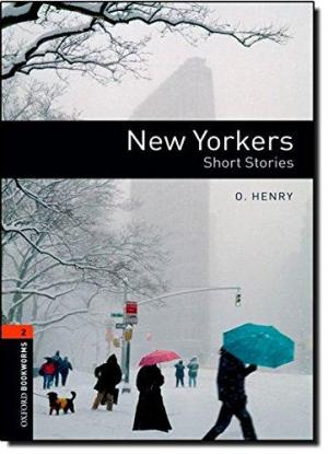 affiche New Yorkers : Short Stories