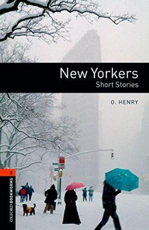 affiche Oxford Bookworms 2. New Yorkers - Short Stories Digital Pack (American English)