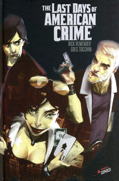 affiche Last days of American crime