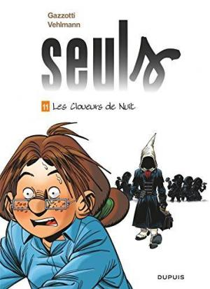 affiche Seuls - Tome 11